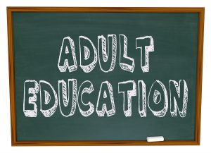 adult learning and educaiton