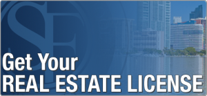 getting a real estate license