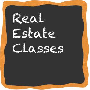 real estate classes